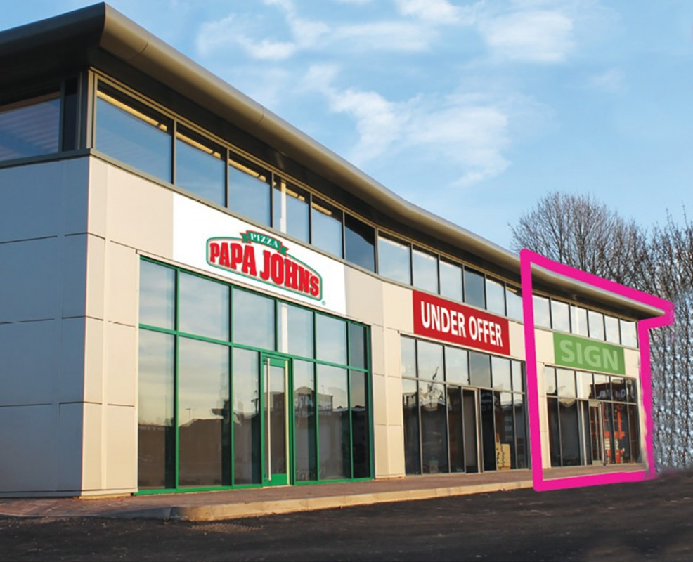 Retail units to let on the Pensnett Estate, Kingswinford, West Midlands - Leisure|Retail, Kingswinford, West Midlands
