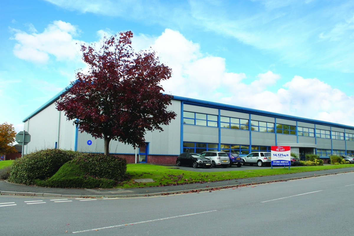 Building 37 Bay 1 The Pensnett Estate - Industrial or Warehousing, Kingswinford, West Midlands